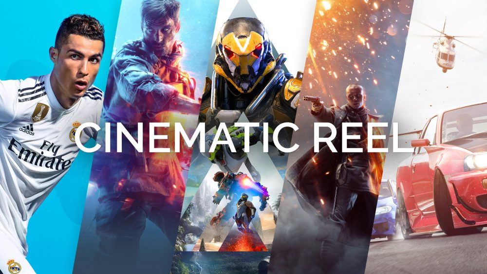 Cinematic reel 2019 Thumb v01